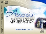 Ascension - The Power Beyond Resurrection - 4 CD
