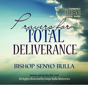 Prayers for Total Deliverance (MP3)