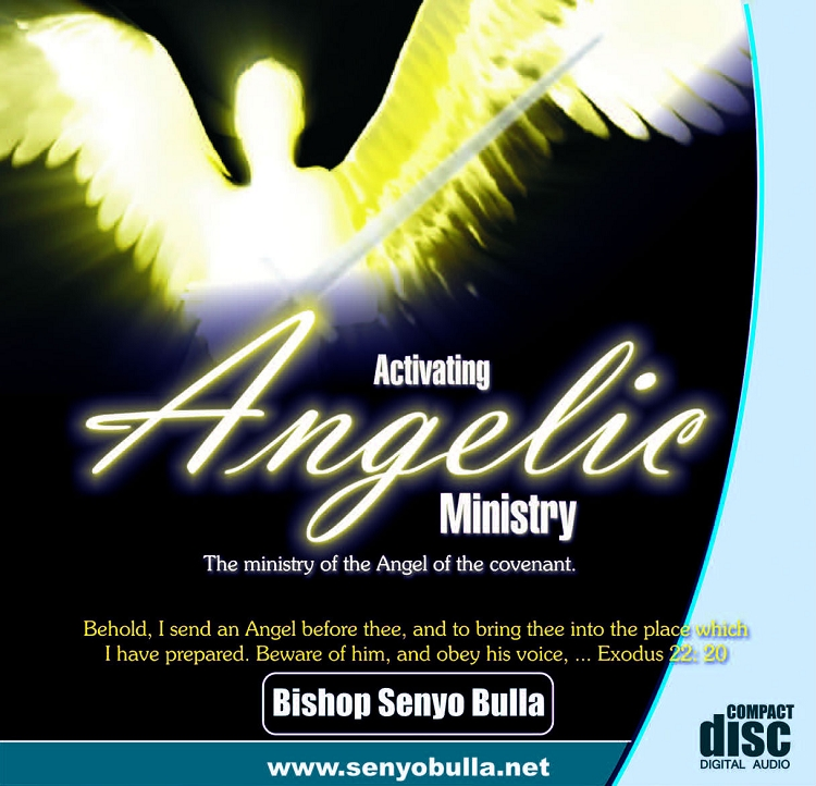 Activating Angelic Ministry