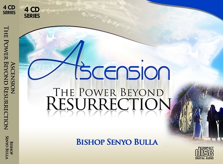 Ascension - The Power Beyond Resurrection - 4 MP3