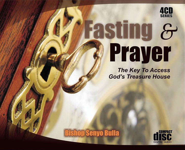 Fasting & Prayer - 4 MP3