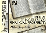 Biblical Principles for Financial Prosperity - 20 MP3